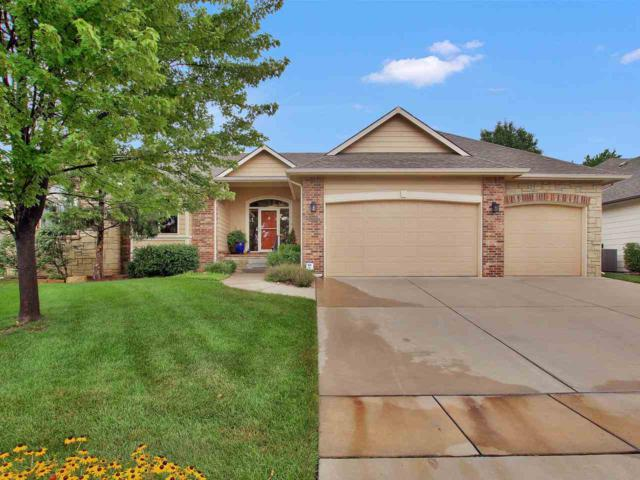 10102 E 19th St N, Wichita, KS 67206 (MLS #554219) :: On The Move