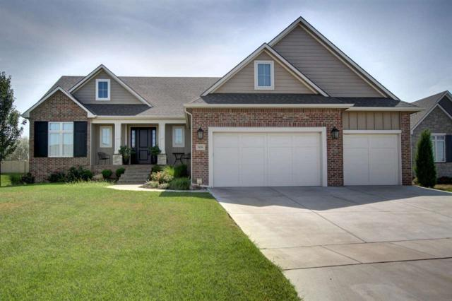 1836 N Split Rail St, Wichita, KS 67230 (MLS #554225) :: On The Move