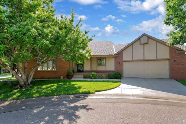 2302 N High Point Cir, Wichita, KS 67205 (MLS #554232) :: Better Homes and Gardens Real Estate Alliance