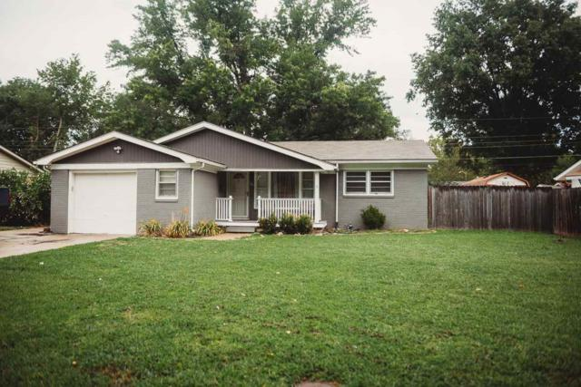 571 S Spring Creek Dr., Derby, KS 67037 (MLS #554238) :: Wichita Real Estate Connection