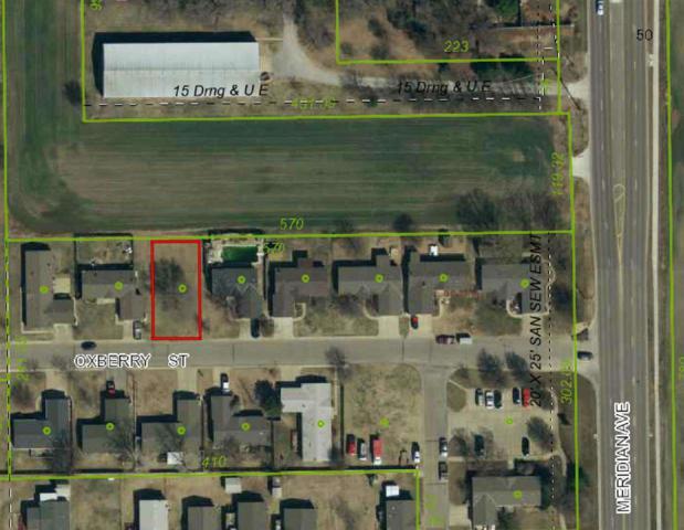 2604 W Oxberry, Wichita, KS 67217 (MLS #554243) :: On The Move