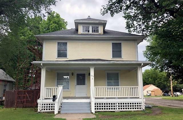 624 E 10th Ave, Winfield, KS 67156 (MLS #554256) :: On The Move