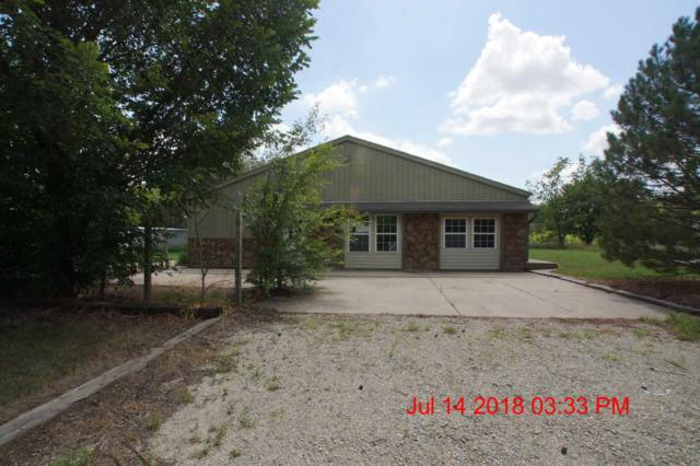 15756 SW Butler Rd, Rose Hill, KS 67133 (MLS #554257) :: Select Homes - Team Real Estate