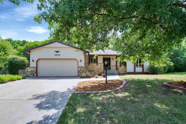 1519 E Blue Spruce Rd, Derby, KS 67037 (MLS #554265) :: Wichita Real Estate Connection