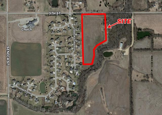 East Of 5th And Seneca, Valley Center, KS 67147 (MLS #554274) :: Select Homes - Team Real Estate