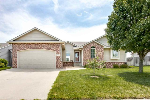 2837 N Midway St, Derby, KS 67037 (MLS #554292) :: Wichita Real Estate Connection