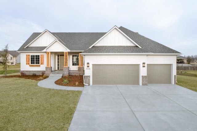 3518 Deer Rdg, Rose Hill, KS 67133 (MLS #554293) :: Better Homes and Gardens Real Estate Alliance