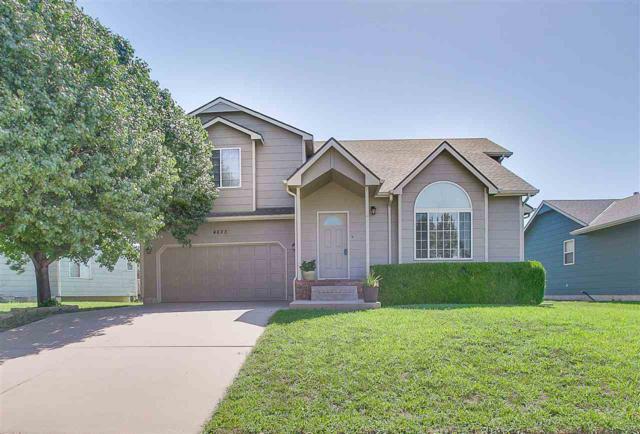 4823 E Ashton St, Bel Aire, KS 67220 (MLS #554315) :: Wichita Real Estate Connection
