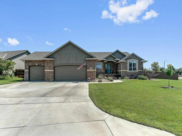 14102 W Taylor Circle, Wichita, KS 67235 (MLS #554321) :: Select Homes - Team Real Estate