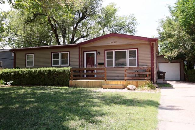 2025 S Saint Clair St, Wichita, KS 67213 (MLS #554325) :: On The Move
