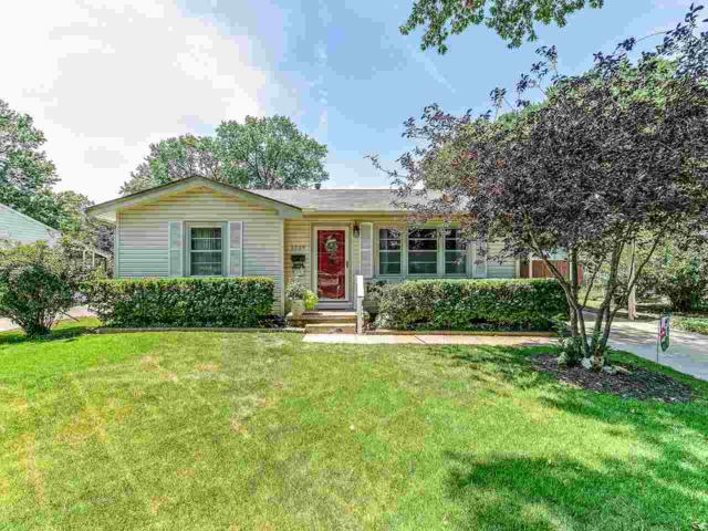 1739 N Gow St, Wichita, KS 67203 (MLS #554327) :: Wichita Real Estate Connection