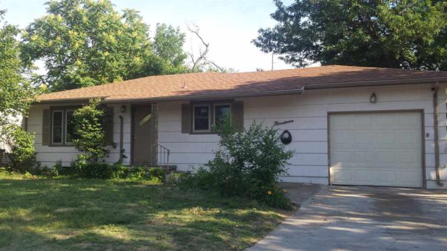 19 17th Crestview, Hutchinson, KS 67502 (MLS #554334) :: Better Homes and Gardens Real Estate Alliance