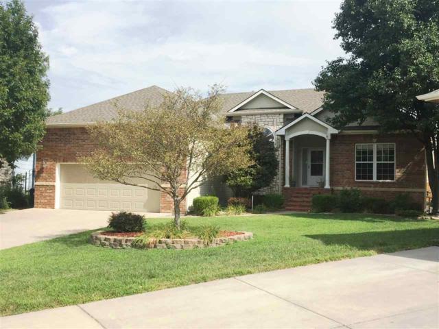 4300 N Rushwood Cir, Bel Aire, KS 67226 (MLS #554337) :: Wichita Real Estate Connection