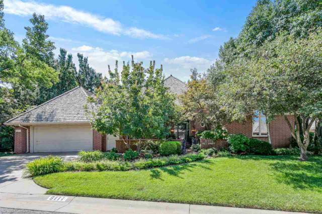 9111 E Killarney Pl, Wichita, KS 67206 (MLS #554358) :: Better Homes and Gardens Real Estate Alliance