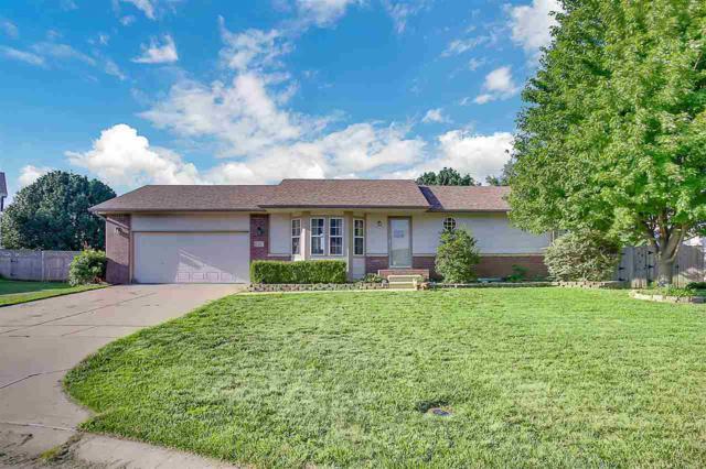 2121 S Stoney Point Cir., Wichita, KS 67209 (MLS #554359) :: Select Homes - Team Real Estate