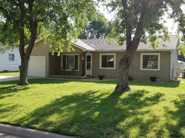 418 N Spruce, Goddard, KS 67052 (MLS #554360) :: Wichita Real Estate Connection