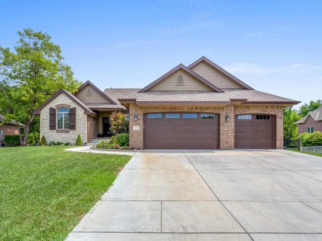 14117 E Bayley, Wichita, KS 67230 (MLS #554363) :: Select Homes - Team Real Estate
