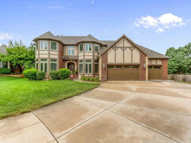 12121 W Ridgepoint Ct, Wichita, KS 67235 (MLS #554365) :: Select Homes - Team Real Estate