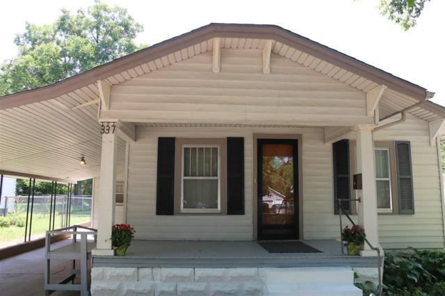 337 N Martinson St, Wichita, KS 67203 (MLS #554369) :: Select Homes - Team Real Estate