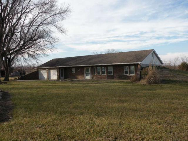 267 U Rd, Severy, KS 67137 (MLS #554372) :: Wichita Real Estate Connection