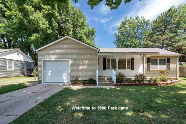 1506 Park Ln, Augusta, KS 67010 (MLS #554374) :: Wichita Real Estate Connection