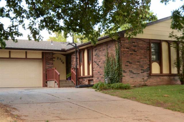 226 Timberlane Ct, Haysville, KS 67060 (MLS #554375) :: Wichita Real Estate Connection