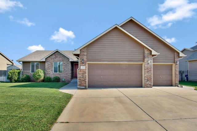 1217 N Lake Edge, Goddard, KS 67052 (MLS #554377) :: Wichita Real Estate Connection