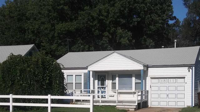 1811 S Palisade Ave, Wichita, KS 67213 (MLS #554380) :: Wichita Real Estate Connection