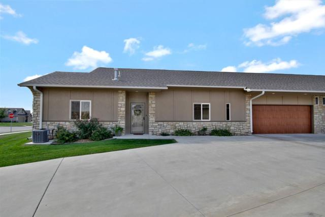 1307 N Hamilton Dr Unit E, Derby, KS 67037 (MLS #554382) :: Wichita Real Estate Connection