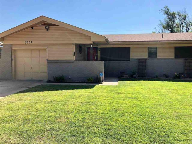 3302 S Oak St, Wichita, KS 67217 (MLS #554383) :: Wichita Real Estate Connection