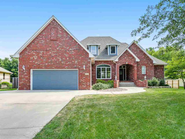 1636 E Blue Spruce Cir, Derby, KS 67037 (MLS #554450) :: On The Move