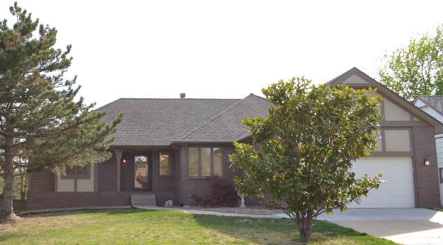 2501 N Fox Run, Wichita, KS 67226 (MLS #554461) :: On The Move