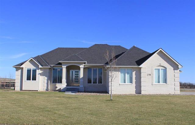 1340 Lloyd Stearman Dr, Benton, KS 67017 (MLS #554488) :: Select Homes - Team Real Estate