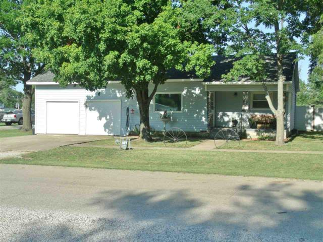 320 N Plum St, Moline, KS 67353 (MLS #554494) :: On The Move