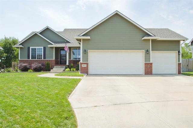 4123 N Rutgers Cir, Maize, KS 67101 (MLS #554498) :: Better Homes and Gardens Real Estate Alliance
