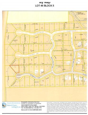 Lot 46 Block 5 Bearhill Estates Add 1048 Bearhill C, Park City, KS 67147 (MLS #554530) :: Better Homes and Gardens Real Estate Alliance