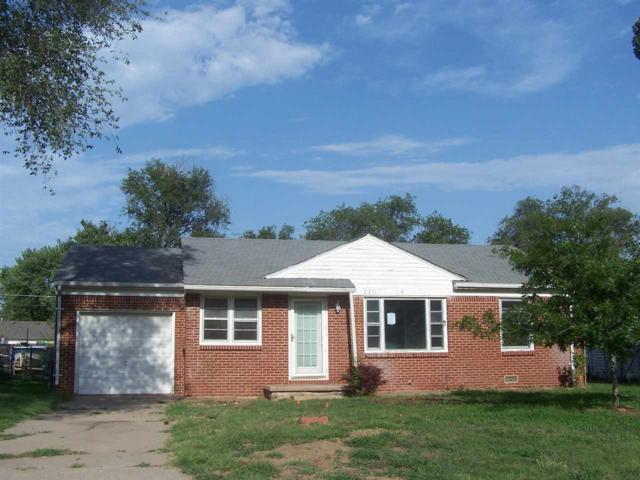 130 S Ward Pkwy, Haysville, KS 67060 (MLS #554550) :: On The Move