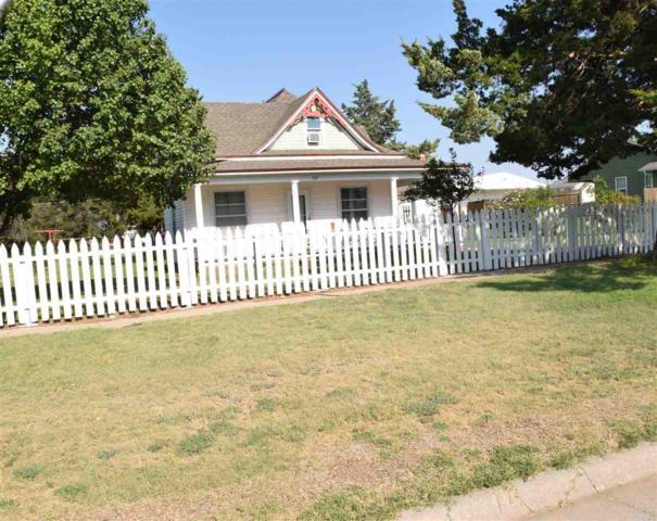 212 N Henderson St, Cunningham, KS 67035 (MLS #554562) :: Select Homes - Team Real Estate