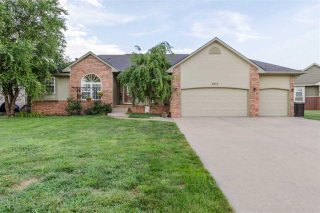 4955 N Parkhurst Ct, Bel Aire, KS 67220 (MLS #554569) :: On The Move
