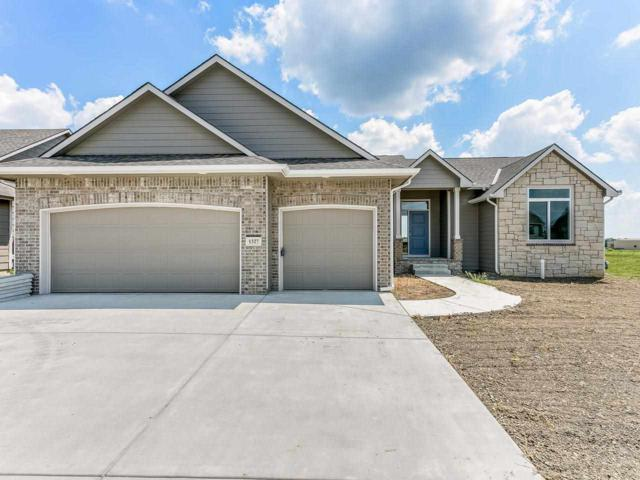 1327 W Ledgestone, Andover, KS 67002 (MLS #554574) :: On The Move