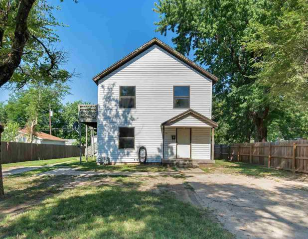 1033 S Richmond St, Wichita, KS 67213 (MLS #554588) :: Glaves Realty