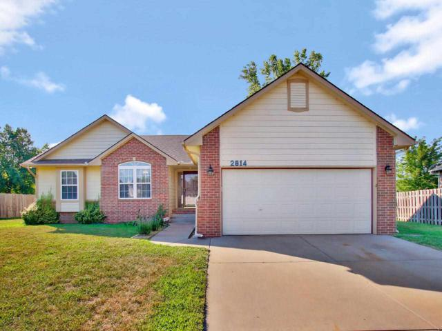 2814 N Cardington St., Wichita, KS 67205 (MLS #554597) :: On The Move