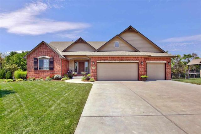 3521 N Deer Ridge, Rose Hill, KS 67133 (MLS #554599) :: On The Move