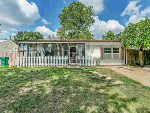 2227 S Old Manor, Wichita, KS 67218 (MLS #554603) :: Better Homes and Gardens Real Estate Alliance