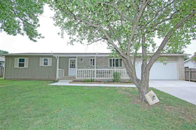 1637 Timberline Dr, Rose Hill, KS 67133 (MLS #554612) :: Better Homes and Gardens Real Estate Alliance