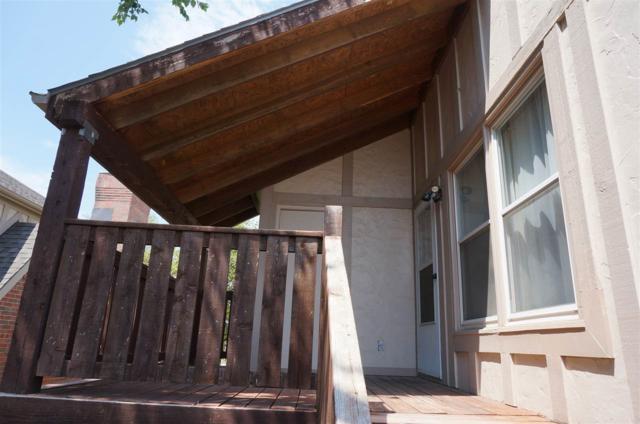 1450 S Webb Rd Apt 521, Wichita, KS 67207 (MLS #554659) :: Better Homes and Gardens Real Estate Alliance