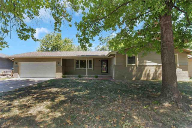 518 W Allison St, Andover, KS 67002 (MLS #554672) :: On The Move