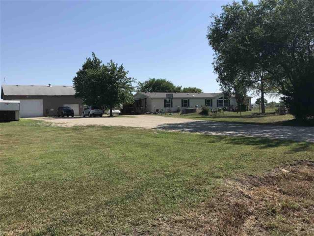 302 E Central St, GREENWICH, KS 67055 (MLS #554680) :: Glaves Realty