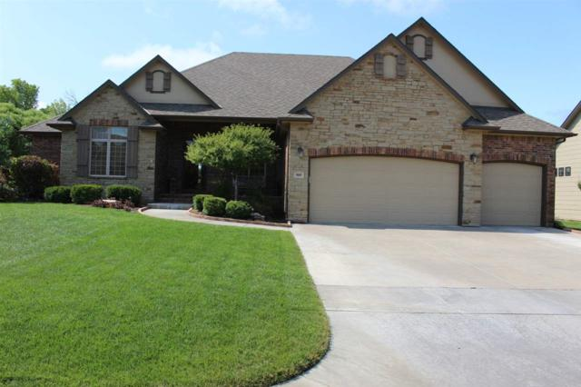 909 E Waterview Dr, Andover, KS 67002 (MLS #554703) :: On The Move