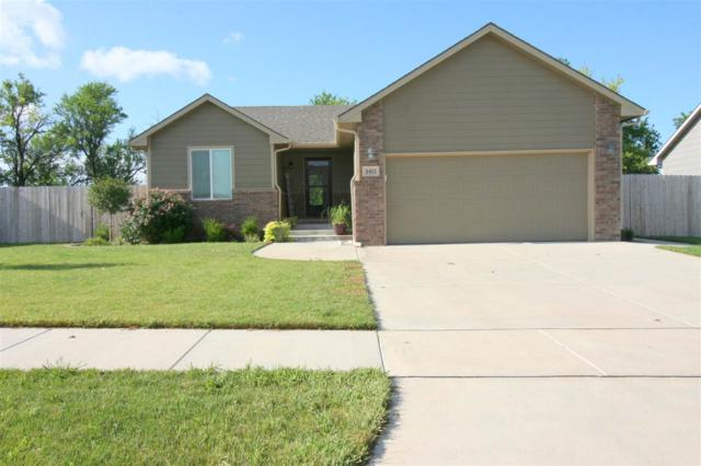 1412 E Splitwood Way St, Derby, KS 67037 (MLS #554734) :: On The Move